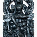 small Shiva statue